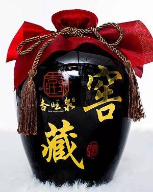 杏贝博竞彩窖藏50度5斤、10斤