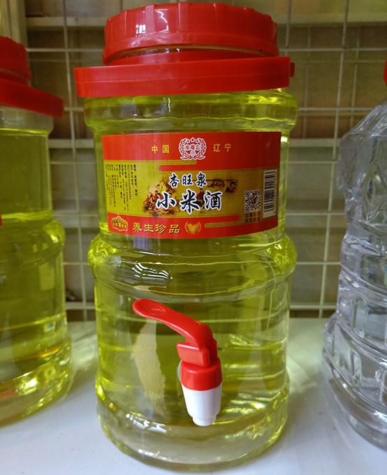 杏贝博竞彩小米酒40度4升